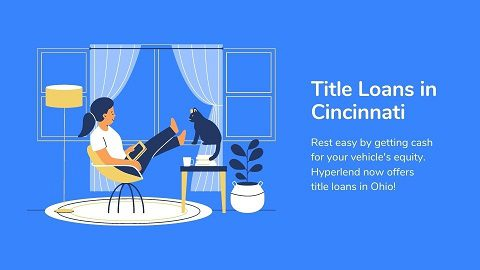 Cash for a title loan in Ohio