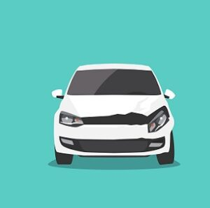 You can get approved for a title loan with a damaged vehicle.